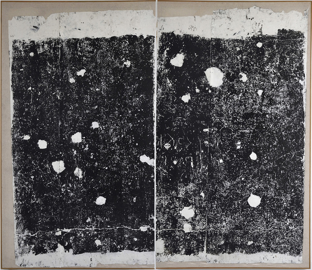 , 'Stellar 2 (Diptych),' 2014, Bendana | Pinel