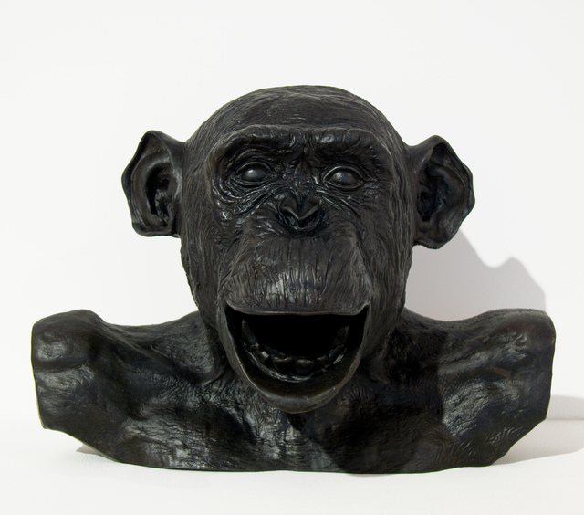 , 'Astro Chimp #35,' 2015, Gow Langsford Gallery