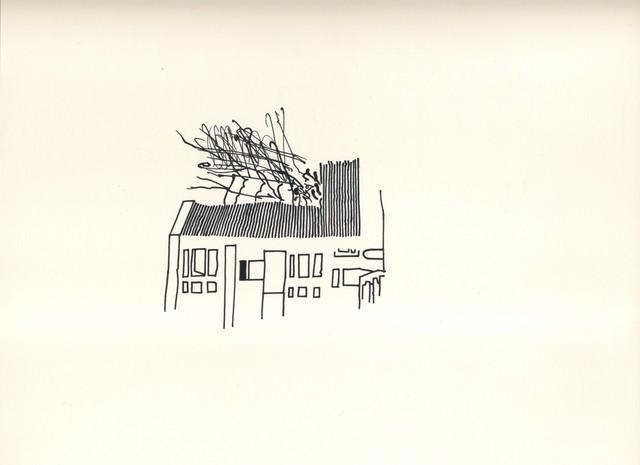 , 'Building,' 2003, Christine König Galerie