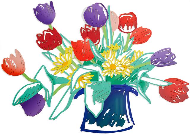 , 'Birthday Bouquet (Hat Vase),' 1988-1991, David Benrimon Fine Art