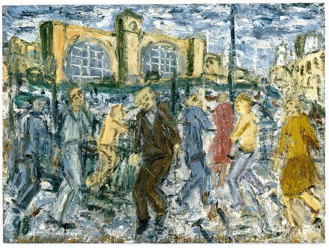 , 'Kings Cross, March Afternoon,' 1998, Mitchell-Innes & Nash