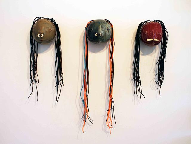 Hadrian Mendoza, 'Warriors ', Zenith Gallery