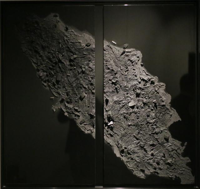 , 'Traces,' 2019, Galerie Calderone