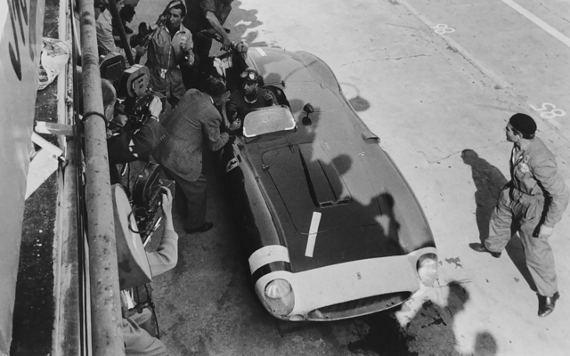 Jesse Alexander, 'Fangio, Ferrari, 1000 KM Nürburgring', 1956, PDNB Gallery