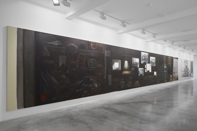 , 'Black and White,' 2004-2005, Parasol unit foundation for contemporary art