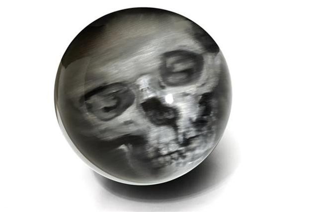 , 'Sphere Skull 8,' 2007, Zemack Contemporary Art