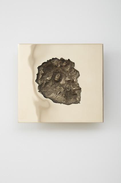 , 'Crack on the Wall #03-2 (A Man's Face),' 2015, Gazelli Art House