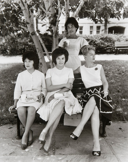 , 'Secretaries in Rawlings Park, Washington,' 1965, Danziger Gallery