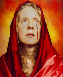 Blood Madonna from the series Holy Works