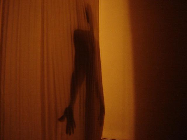 , 'Certains Matins, (les rideaux),' 2007, Galleri Flach