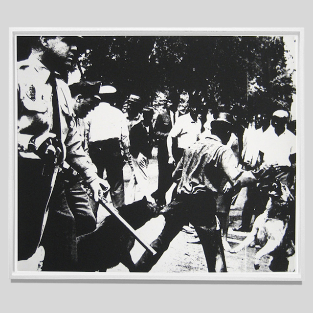 , 'Birmingham Race Riot ,' 1964, Joseph K. Levene Fine Art, Ltd.