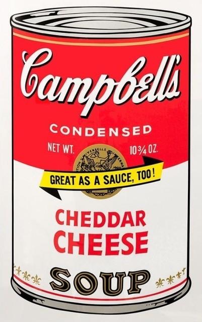 Andy Warhol, 'Cheddar Cheese', 1969, OSME Fine Art
