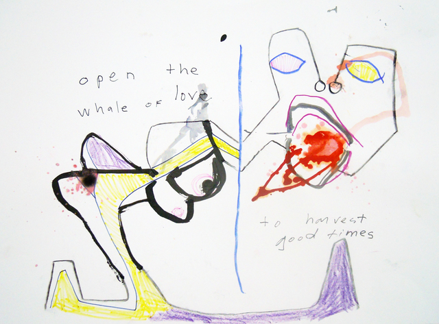 , 'Open the Whale of Love,' 2016, Galerie C.O.A