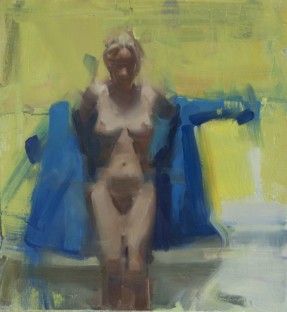 , 'Blue Jacket,' , Gallery 1261