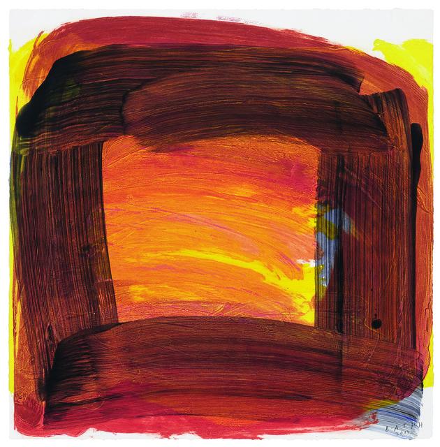 , 'Sundown,' 2014, Alan Cristea Gallery