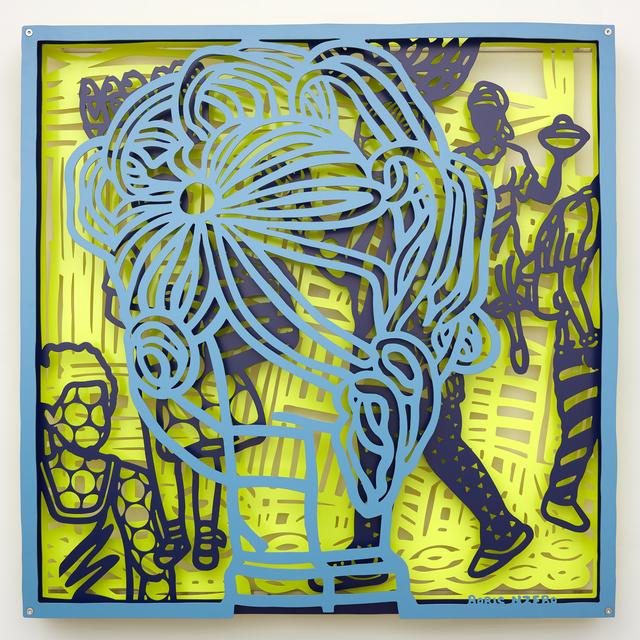 Boris Nzebo, 'Speed Demon 4', 2019, Jack Bell Gallery