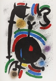 After Joan Miró, 'From Lithographie I (M 860, 865, 866),' 1972, Forum Auctions: Editions and Works on Paper (March 2017)