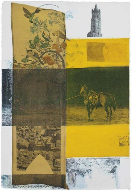 , 'Arcanum VIII , from Arcanum,' 1981, Collectors Contemporary