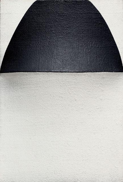 , 'Gobbo Bianco e Nero,' 1968, Mazzoleni