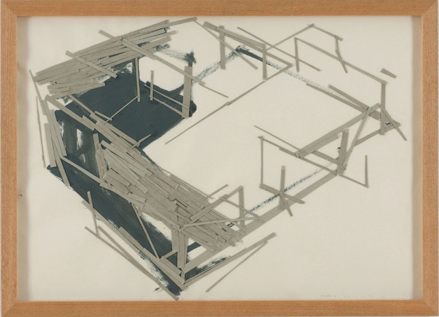 , 'Site Plan 7,' 1991, Art Front Gallery