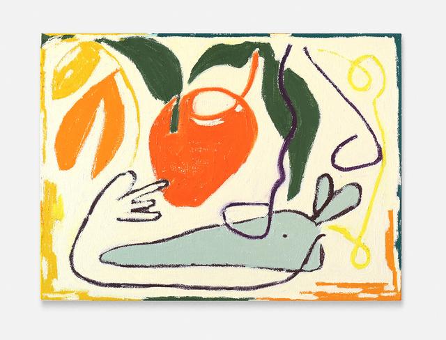 Nadia Hernández, 'Entre cítricos, El Ratoncito Pérez (Amongst citrus, The Little Mouse Pérez)', 2019, Blackartprojects