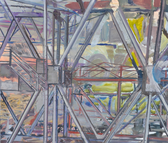, 'Cutting Bri,' 2014, Gallery Skape