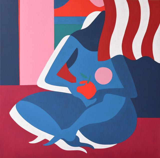 , 'Hiding an Orange,' 2018, Joshua Liner Gallery