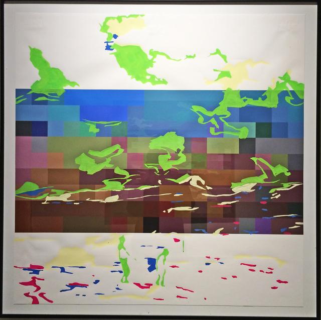 , 'Dalliance (umitakcay, more),' 2015, InLiquid