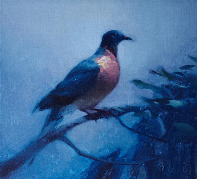 , 'Carrier Pigeon,' 2017, Grenning Gallery