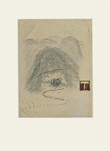 , 'Aparicions 3,' 1982, Polígrafa Obra Gráfica