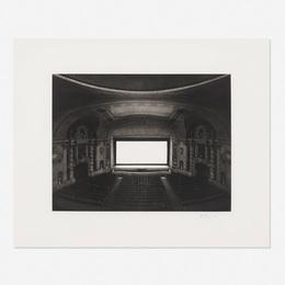 Hiroshi Sugimoto, 'U.A. Walker, New York,' 1978, Wright: Prints + Multiples (January 2017)