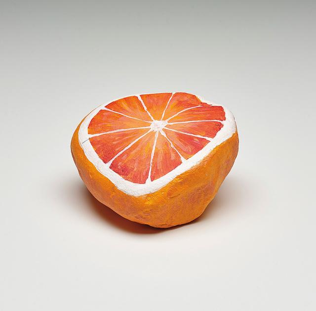 Nicolas Party, 'Blakam's stone (orange)', 2016, Phillips