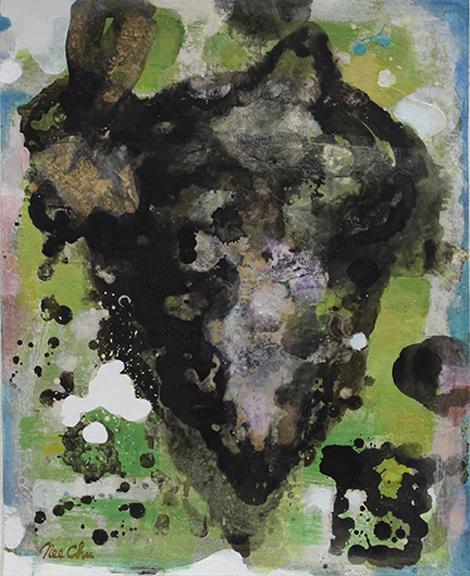 , 'Green Rotation,' 2016, FP Contemporary