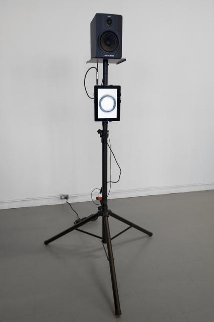, 'Whirl Signal,' 2017, Joseph Nease Gallery