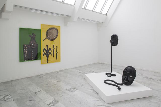 , 'Les Chefs d'oeuvre de l'art,' 2016, Bugada & Cargnel