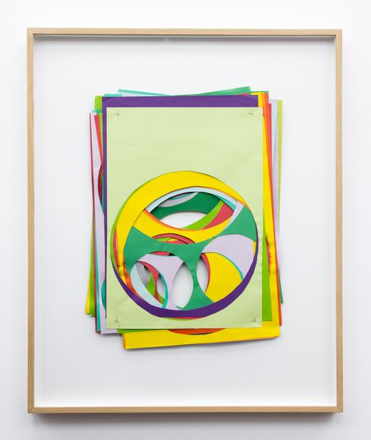 , 'Resten ,' 2013, Galerie Gisela Clement
