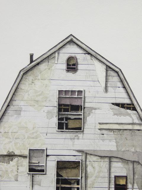 , 'Barn Studies VI,' 2019, Momentum Gallery
