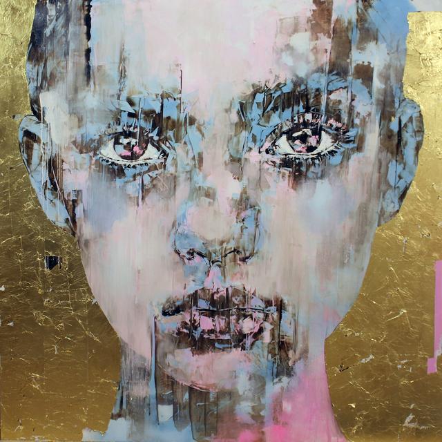 , 'Gold Experience,' 2017, Galleria Ca' d'Oro
