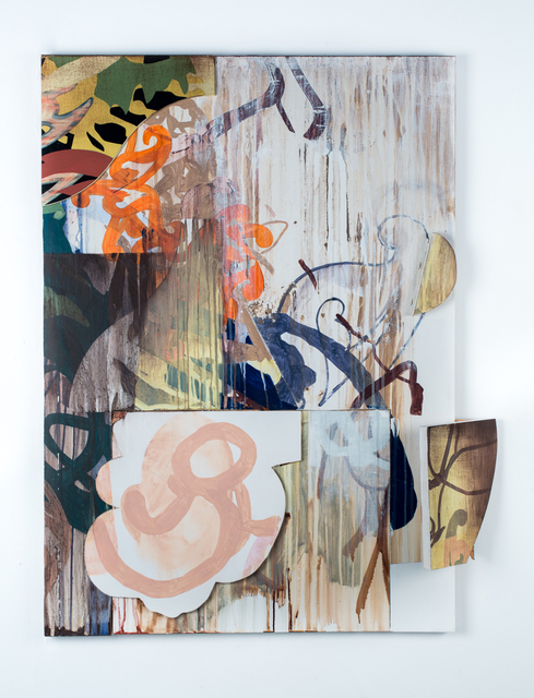 , 'Moraine,' 2015, Joanna Bryant & Julian Page