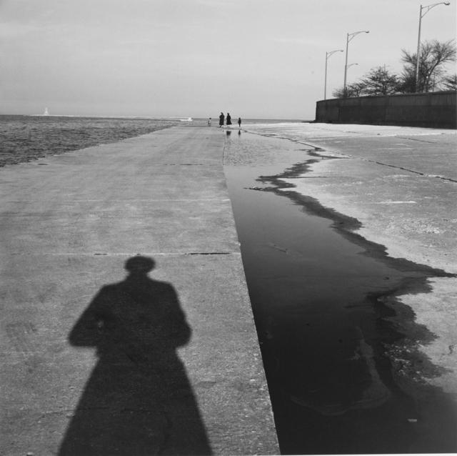 , 'Self portrait,' 1956, Galleria Valeria Bella