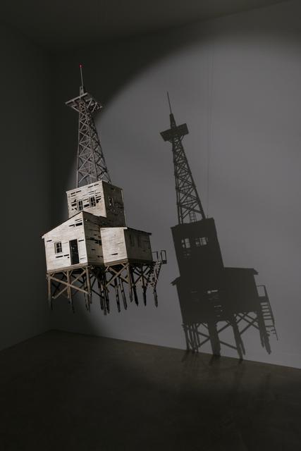 , 'Transmitter,' 2014, L.A. Louver