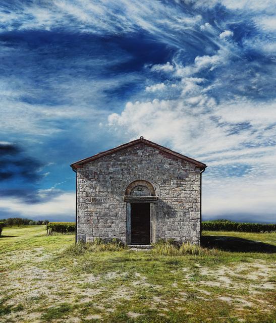 , 'Chiesa di San Martino,' 2015, Bernarducci Meisel Gallery