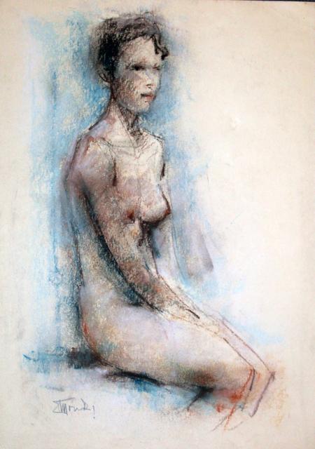 , 'Nu (Thelma)  |   Naked Thelma ,' 2004, Galeria Canoa