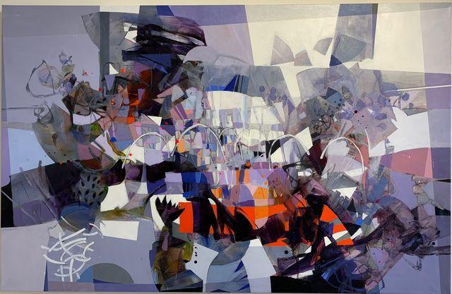 Ramon Chirinos, 'Fragments XX', 2018, Aldo Castillo Gallery