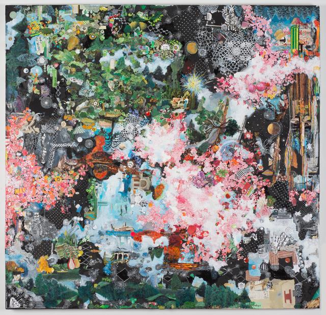 , 'Two Stellar Women,' 2013-2015, Geary Contemporary