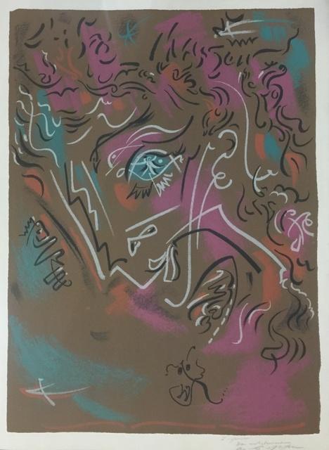 André Masson, 'Galerie Louis Leiris', 1968, Wallector