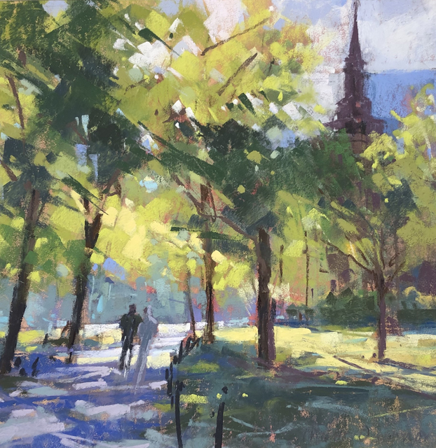 Laurinda Phakos O'Connor, 'On a Summer Day', 2015-2019, Copley Society of Art