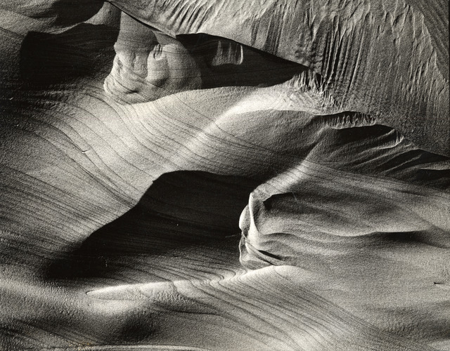 Brett Weston, 'Dune Baja, California', 1967, Photography, Vintage Silver Gelatin Print, Michael Hoppen Gallery