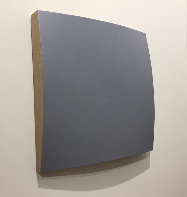 , 'spätes grau, konvex (#595),' 2007, Sebastian Fath Contemporary