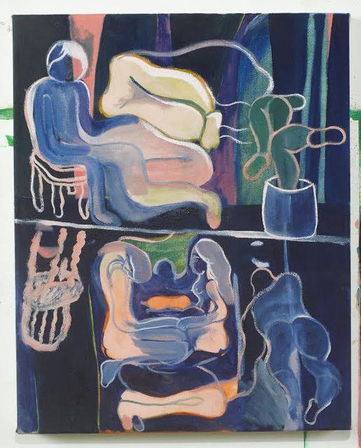 , 'Mirroring,' 2018, Dellasposa